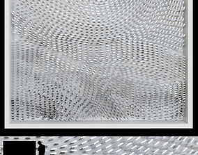 3D model Kinetic painting Maison Rapin Wall decor