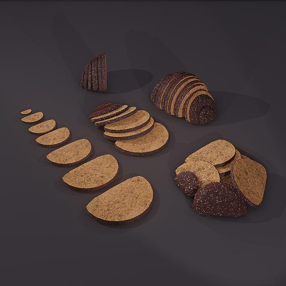Medieval Style Rye Bread