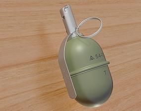 army Grenade RGD-5 3D model
