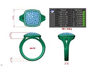 3D printable model R0001