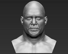 Stone Cold Steve Austin bust 3D printing ready stl obj