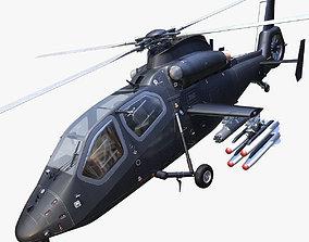 Harbin Z-19 3D
