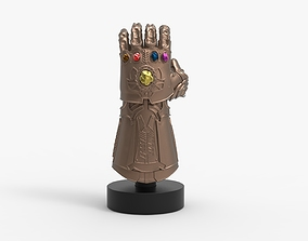 3D printable model Thanos Infinity Gauntlet - Avengers