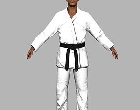 Ruiz Karate Judo Not Rigged 3D