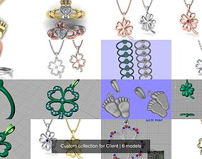 3D Custom collection for Client