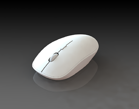 PC Mouse 3D Printed