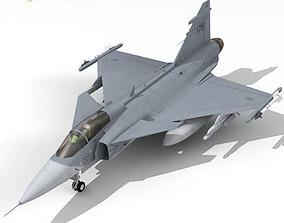 JAS 39 Gripen 3D