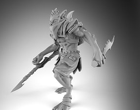 Dota 2 Bounty Hunter 3D Print Model