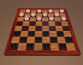3D model Checkers