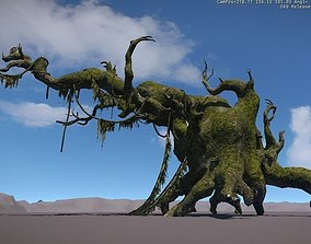 Ancient Tree V15 3D model