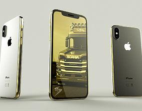 3d Iphone X 3D model