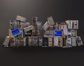Computer dump 3D model
