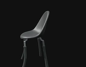 Adjustable chair 3D print model