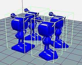 Bomberman 3D printable model