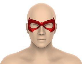 3D printable model Robin mask
