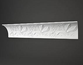 3D asset Arkada cornice K-6