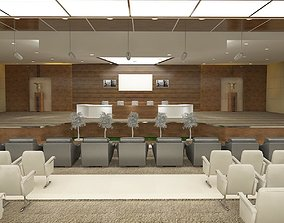 hotel Conference Hall 29 3D