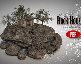 Rock House 1 3D