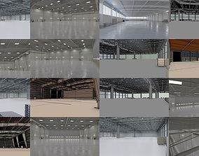 3D TOP 3 - Industrial Interiors - Bestseller