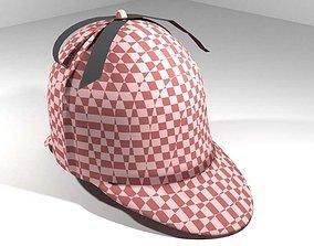 3D model Hat - Deerstalker
