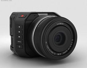 Blackmagic Micro Cinema Camera micro 3D model