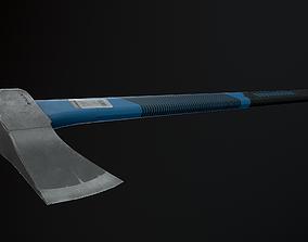 3D asset Modern Paulovich axe IMLEX T570GH