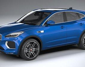 3D model Jaguar E-Pace R-Dynamic 2021