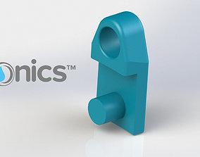 Outer Clip - 3Dponics Drip Hydroponics