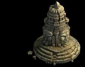 3D Kasai Buddha Traces forest Asura Magic array 02