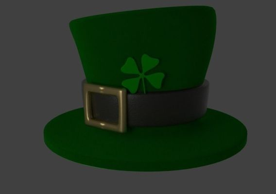 St.Patick's Day Hat