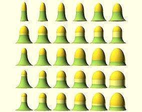 Bells or Bowls 3D print model