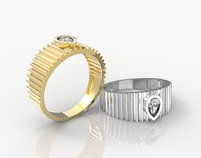 3D printable model M1399002 ring