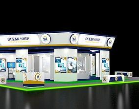 3d Exhibition Stand 3D