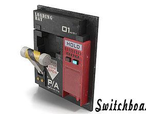 3D model Switchboard