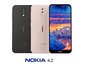 3D Nokia 4 2 Collection