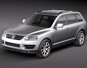 Volkswagen Touareg 2002-2007 3D