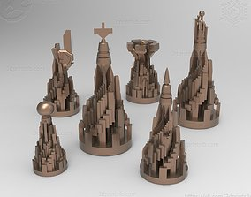 Chess games-toys 3D print model