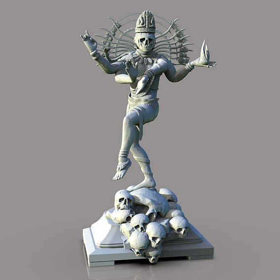 Shiva destroyer of worlds