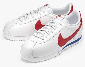3D model Nike Cortez Shoes