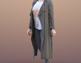 3D model Rocio 10298 - Walking Casual Girl