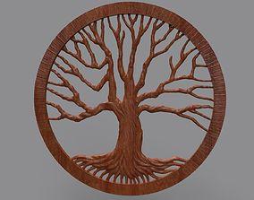 tree of life 3D print model
