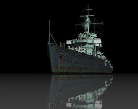 3D model SMS Nurnberg