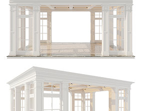3D construction Gazebo