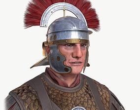 3D asset Roman Centurion