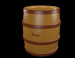 3D model Barrel 3