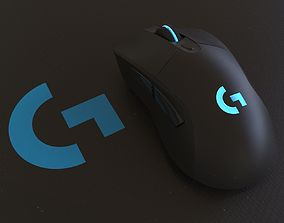 logitech g403 prodigy wireless 3D