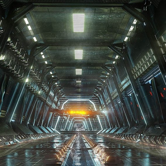 scifi (past 2 months everyday project)