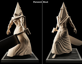 3D printable model Pyramid Head