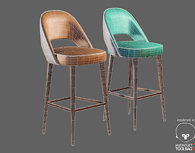 Mambo AVA chair 3D model