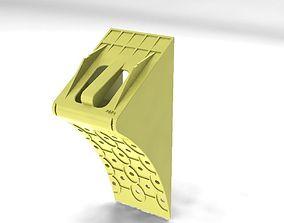 3D print model Wheel chock